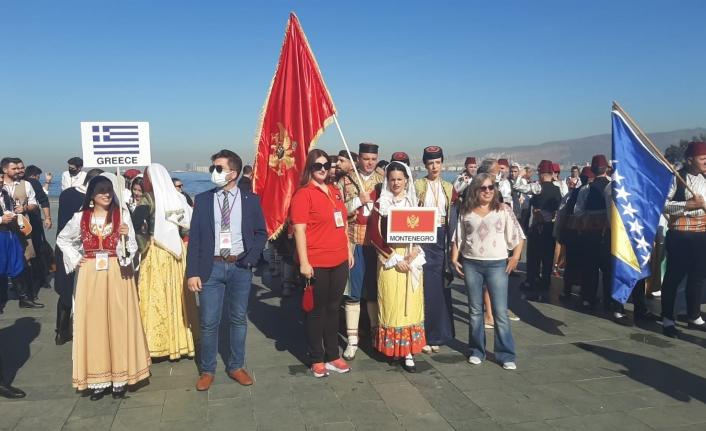 Balkan Festivali başladı: Soyer'den 'barış' ve 'kardeşlik' mesajları