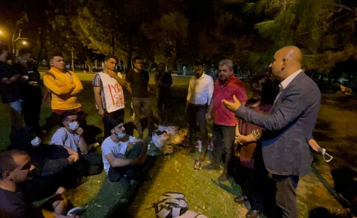 Barınacak yer bulamayan üniversitelilere CHP'li Polat'tan destek!