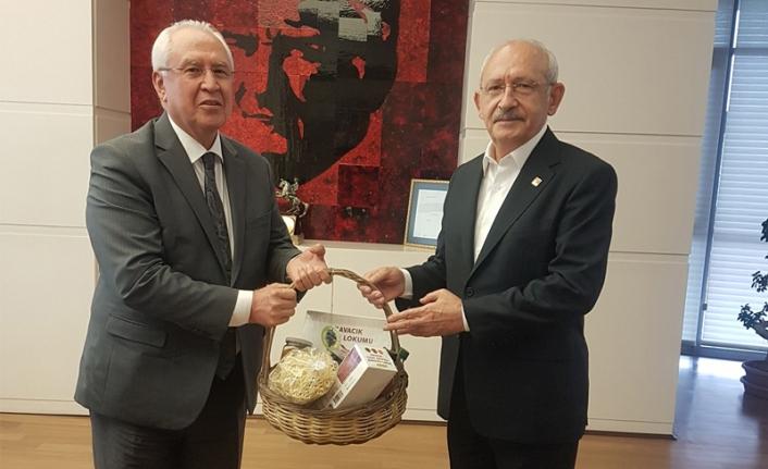 Başkan Selvitopu'ndan Lider Kılıçdaroğlu'na açılış daveti