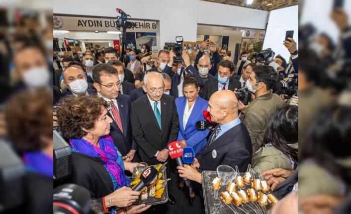 Büyükşehir'den İstanbul'a 'Başka bir tarım mümkün' çıkarması