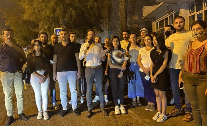 CHP İzmir İl Gençlik Kolları: Üniversitelilerin barınma hakkı engellenemez!