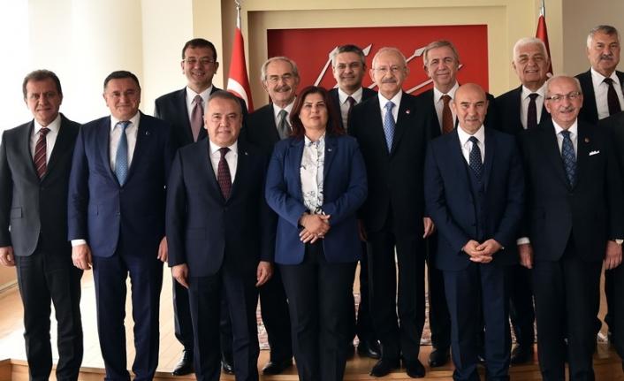CHP'li 11 başkandan 5 maddelik açıklama