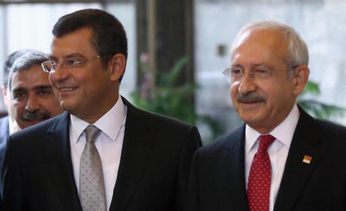 CHP'li Özel, Millet İttifakı adaylığında Kılıçdaroğlu'nu işaret etti