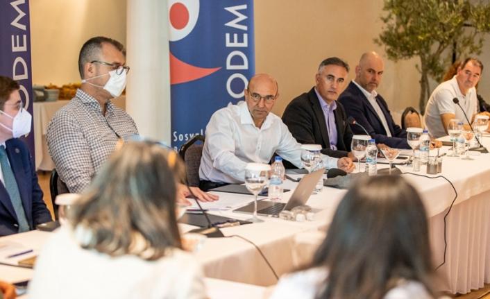 CHP'li 11 büyükşehir belediyesinden ortak orman politikası