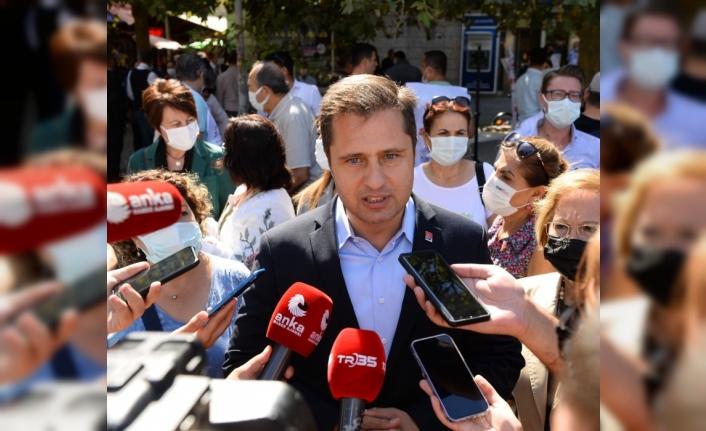 CHP'li Yücel'den emsal artışında davaların önüne geçmek için 'özel yasa' çağrısı!