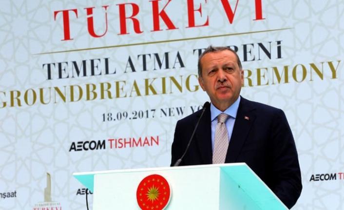 Cumhurbaşkanı Erdoğan'dan ABD'ye 'Afganistan' tepkisi!