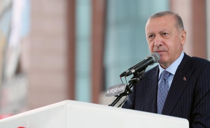 Cumhurbaşkanı Erdoğan'dan muhalefet belediyelerine tepki!