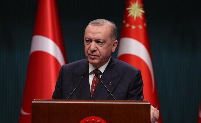 Cumhurbaşkanı Erdoğan'dan Ali Erbaş'a destek