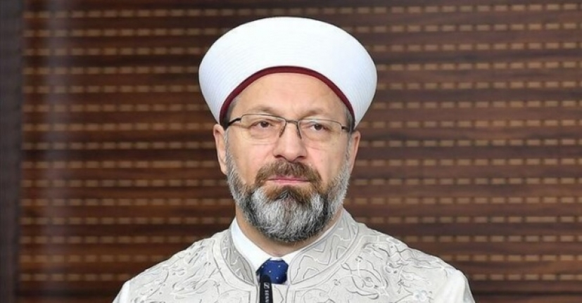 Diyanet İşleri Başkanı Ali Erbaş yeniden atandı