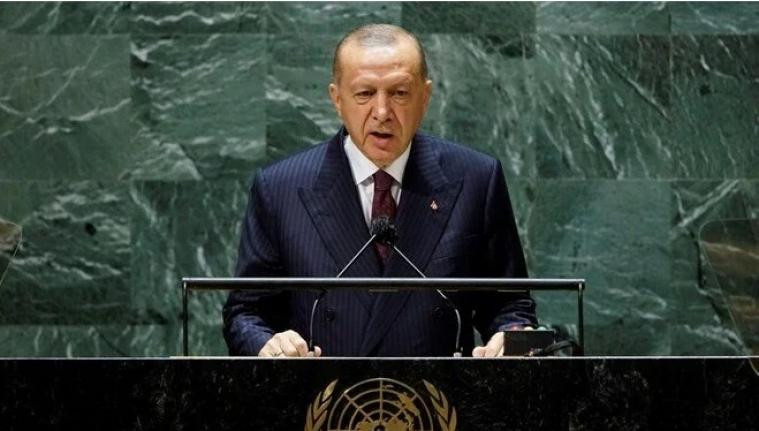Erdoğan'dan Paris İklim Anlaşmasıyla ilgili flaş açıklama
