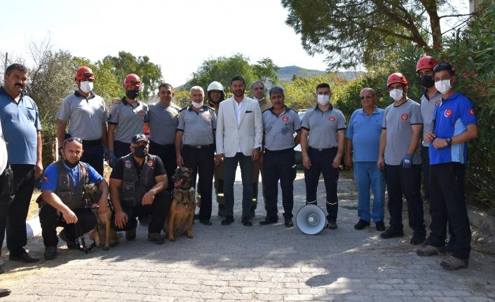 Foça Belediyesi'nden Türkiye'de bir ilk: Artık seni duyuyorum