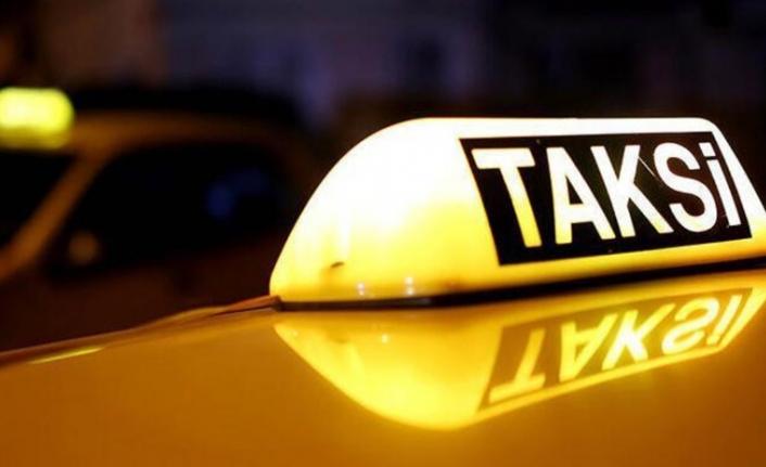 İçişleri Bakanlığı'ndan 'taksi' genelgesi