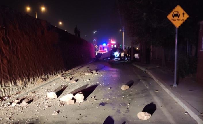 İzmir'de iki ayrı kaza: 2 FECi SON!