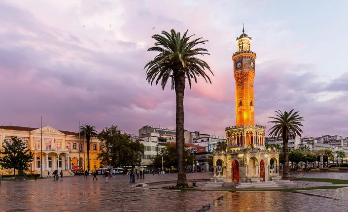İzmir'de sonbahar serinliği devam edecek