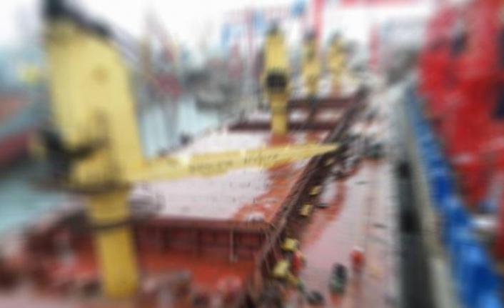 İzmir'de tersanede halat faciası: 2 işçi öldü
