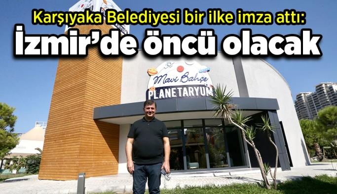 Karşıyaka Belediyesi bir ilke imza attı: İzmir'de öncü olacak