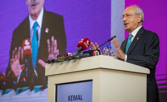 Kılıçdaroğlu'ndan sanayicilerle buluşmasında çarpıcı açıklamalar: Binali Bey'e de söyledim