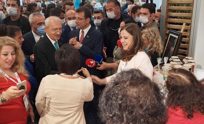 Kılıçdaroğlu'ndan Tarım Zirvesi'nde İzmir ilgisi