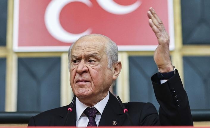 MHP lideri Bahçeli'den çok sert 'çıplak semazen' tepkisi: Be hey utanmazlar!