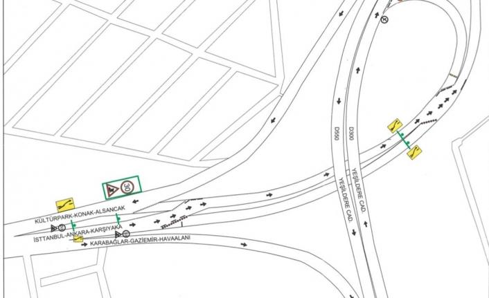 Mürselpaşa Bulvarı'nda trafik düzenlemesi