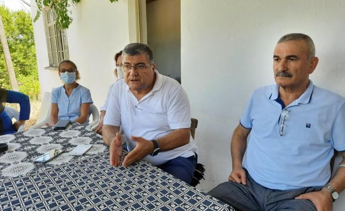 Sındır: Kırsalda yürütmenin boşluğunu CHP'li belediyelerimiz dolduruyor