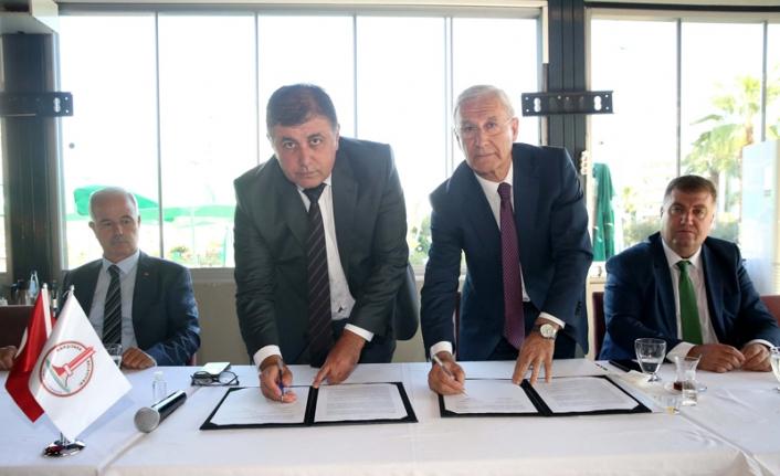Taksiciler sorunları bildirecek, Karşıyaka Belediyesi çözecek
