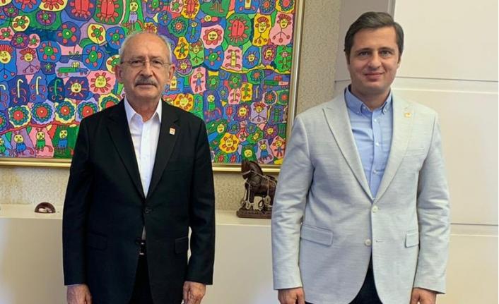 Yücel Ankara'ya gidiyor! CHP lideri Kılıçdaroğlu'na açılış daveti!