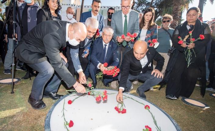 103 can İzmir'de yaşayacak: Barışın yıkılmaz kalesi olacak