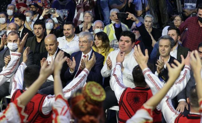9. Uluslararası Balkan Festivali'ne coşkulu açılış