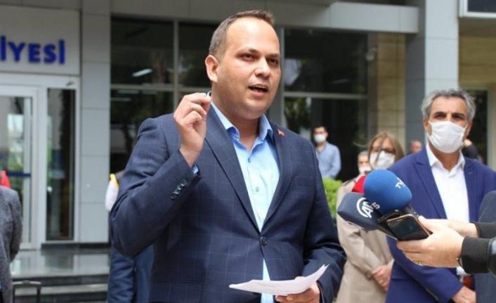 AK Partili Muçay'dan, Başkan Arda'ya nükleer atık çıkışı