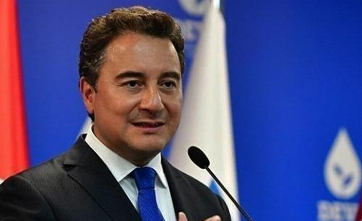 Ali Babacan İzmir'e geliyor