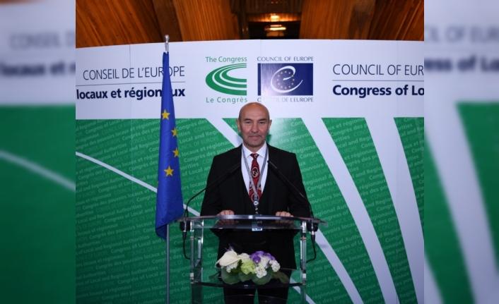 Başkan Soyer Avrupa yolcusu: O toplantı için Macaristan'a gidiyor