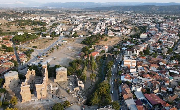 Bergama'da tarih yeniden canlanıyor: Selinos projesi tam gaz devam