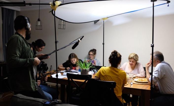 Bornovalı gençlere kısa film eğitimi