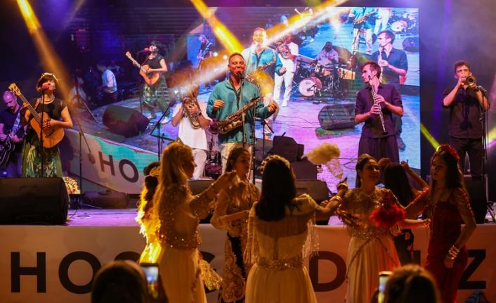 Buca'da 9. Uluslararası Balkan Festivali'ne muhteşem final