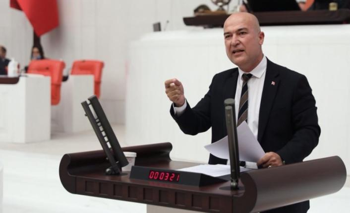CHP'li Bakan Dokuz Eylül Güzel Sanatlar Fakültesi'nin akıbetini sordu