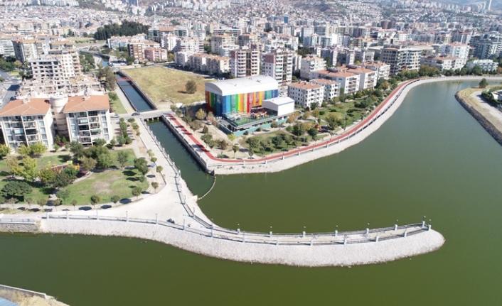 Çiğli Atatürk OSB Deresi'nde ilk etap tamam