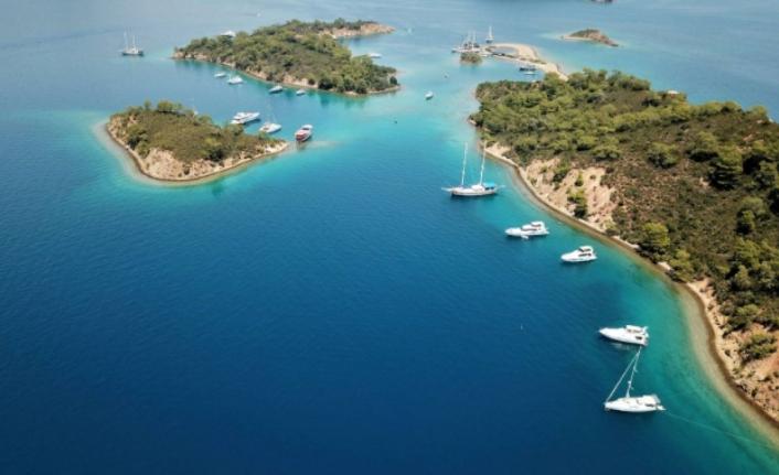 Doğa harikası Bozburun Adaları artık kesin korunacak!