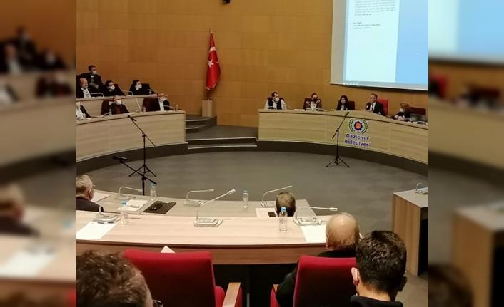 Gaziemir'de 2022 performans ve bütçesine meclisten vize