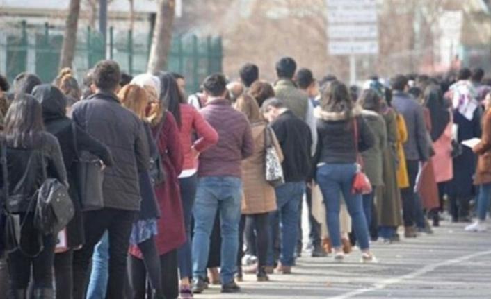 İşsizlik rakamları açıklandı! İşsizlik sabit kaldı...