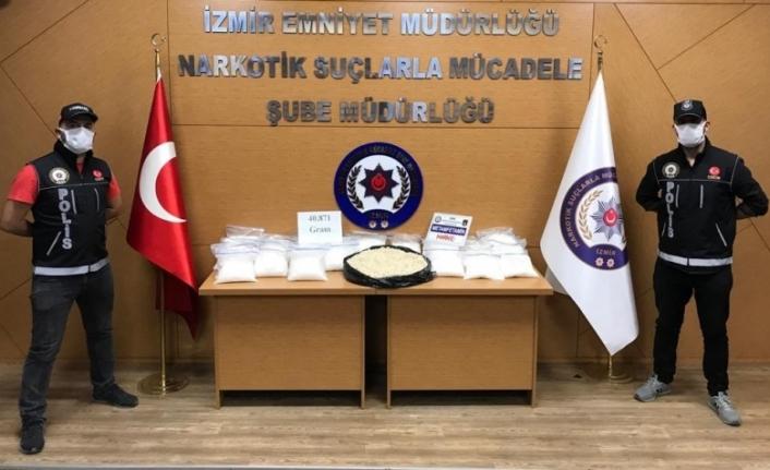 İzmir'de dev zehir operasyonu: Piyasa değeri 15 milyon!