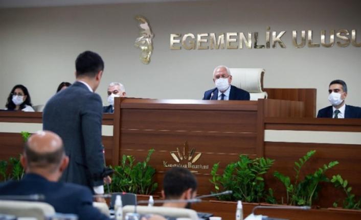 Karabağlar Meclisi'nde 'KARBEL' polemiği: Selvitopu enflasyona dikkat çekti