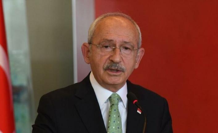 Kılıçdaroğlu'ndan Kavcıoğlu'na ihanet suçlaması