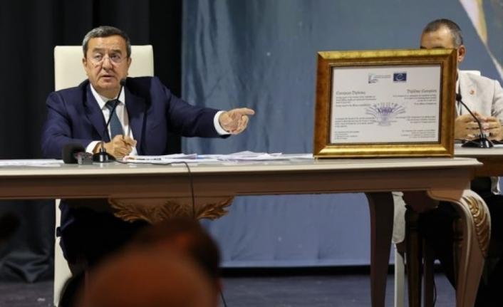 Konak Avrupa Diploması'nı kaptı, Başka Batur hedefi açıkladı