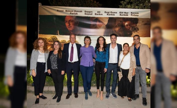 """""""Şeyh Bedreddin"""" filminin galası İzmir'de yapıldı"""