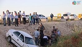 Adıyaman'da trafik kazası: 3 Yaralı