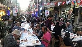AK Parti'den Kemalpaşa'da iftar programı