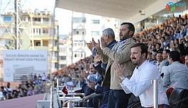 Başkan Kocaispir'den Adana Demirspor'a destek