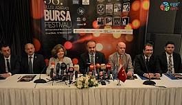 Bursa Festivali'nde 58. yıl heyecanı