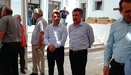Bayraklı Belediye Başkanı Serdar Sandal'ın Acı Günü